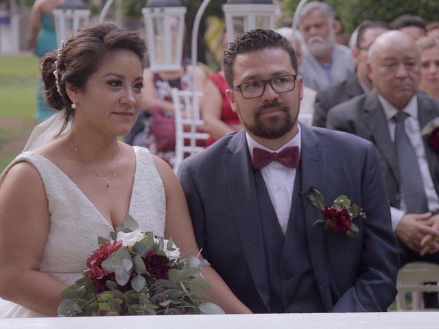 La boda de Gerza y Laura en Atlixco, Puebla 18