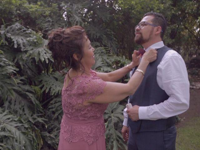 La boda de Gerza y Laura en Atlixco, Puebla 20