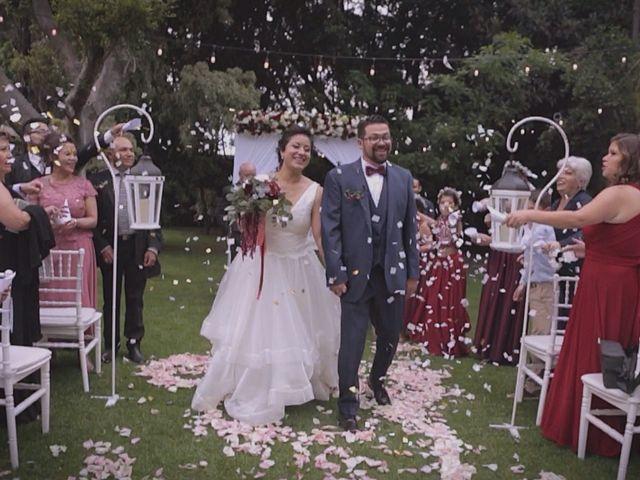 La boda de Gerza y Laura en Atlixco, Puebla 26