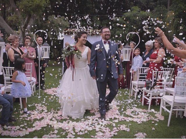 La boda de Gerza y Laura en Atlixco, Puebla 27
