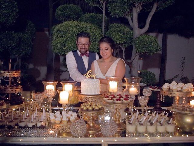 La boda de Gerza y Laura en Atlixco, Puebla 28