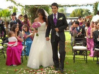 La boda de Martha y Sty