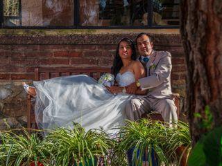 La boda de Lucy y Oscarín 1