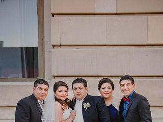La boda de Karla y Rafael 1