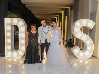 La boda de Sayani y David 1