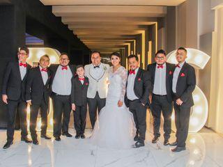 La boda de Sayani y David 2