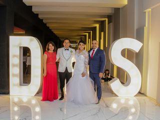 La boda de Sayani y David 3