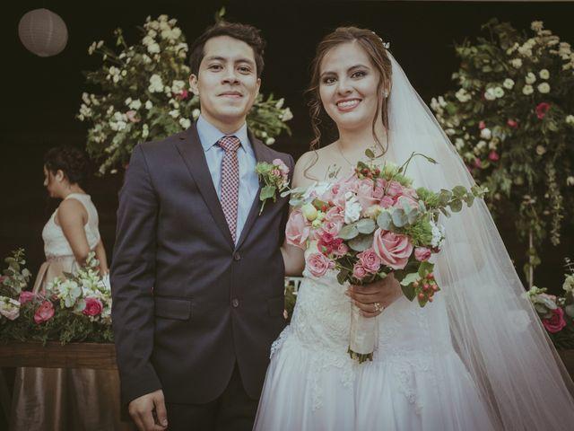 La boda de Rosalia y Daniel