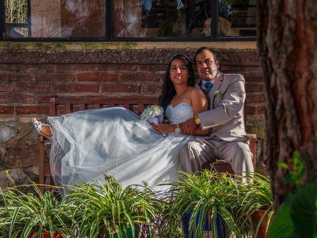 La boda de Oscarín y Lucy en Berriozábal, Chiapas 1