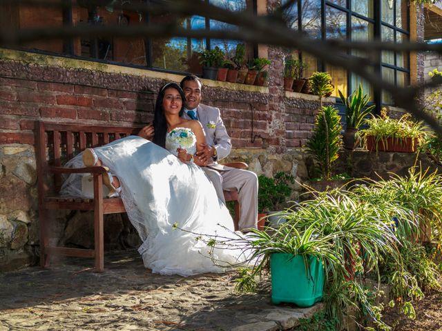 La boda de Oscarín y Lucy en Berriozábal, Chiapas 2