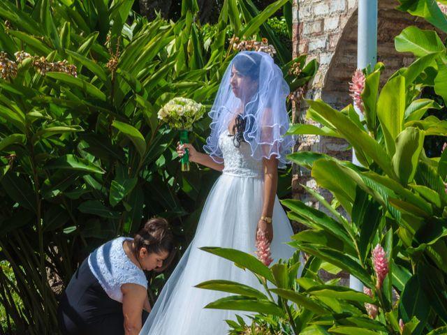 La boda de Oscarín y Lucy en Berriozábal, Chiapas 12