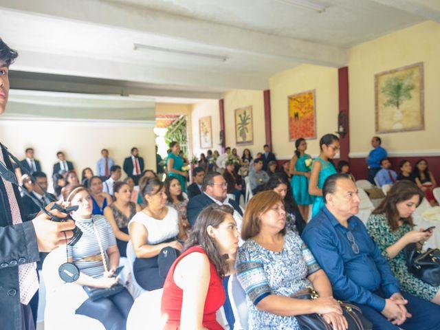 La boda de Oscarín y Lucy en Berriozábal, Chiapas 16