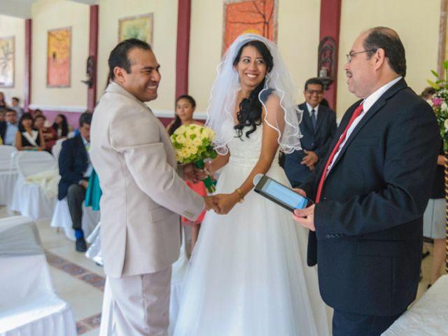 La boda de Oscarín y Lucy en Berriozábal, Chiapas 17