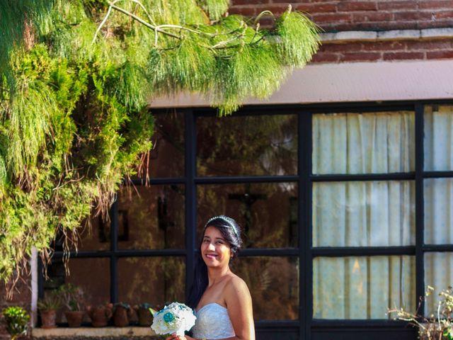 La boda de Oscarín y Lucy en Berriozábal, Chiapas 20