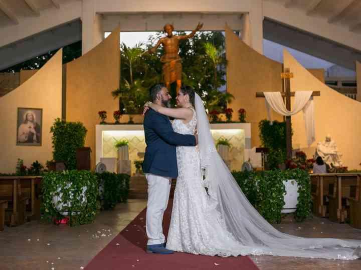 La boda de Ariadna y Rafael