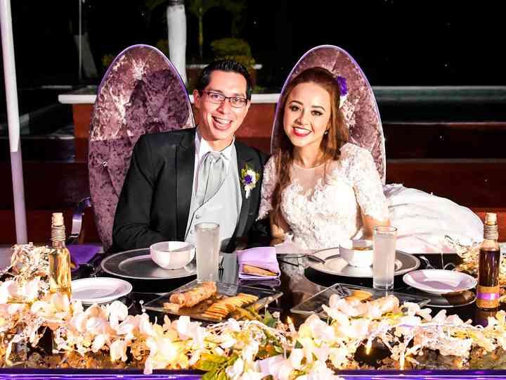 La boda de Tania y Arturo