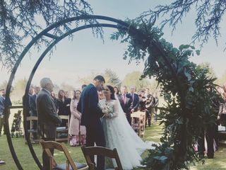 La boda de Marisol  y Oscar