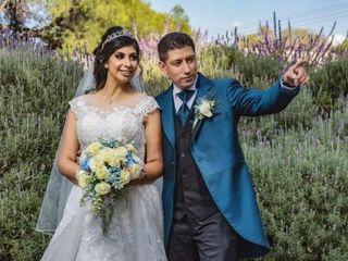 La boda de Mayra Cristina  y Francisco Javier  1