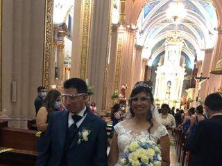 La boda de Mayra Cristina  y Francisco Javier  2