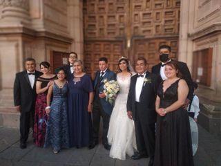 La boda de Mayra Cristina  y Francisco Javier  3