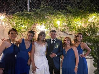 La boda de Mayra Cristina  y Francisco Javier