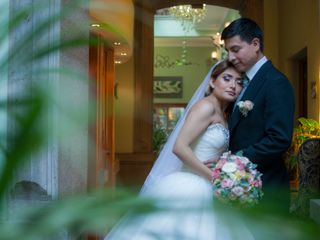 La boda de Gaby y Oscar 2