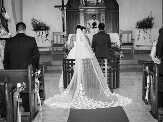 La boda de Berelendis  y Josué 3