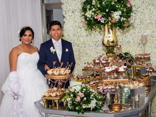 La boda de Berelendis  y Josué