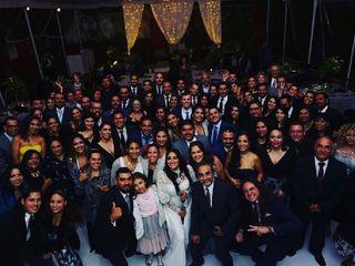 La boda de Daniela y Isay 1