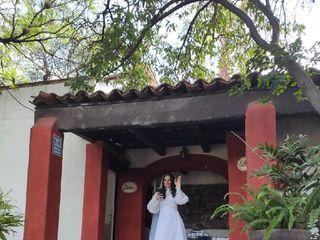 La boda de Daniela y Isay 3