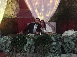 La boda de Daniela y Isay