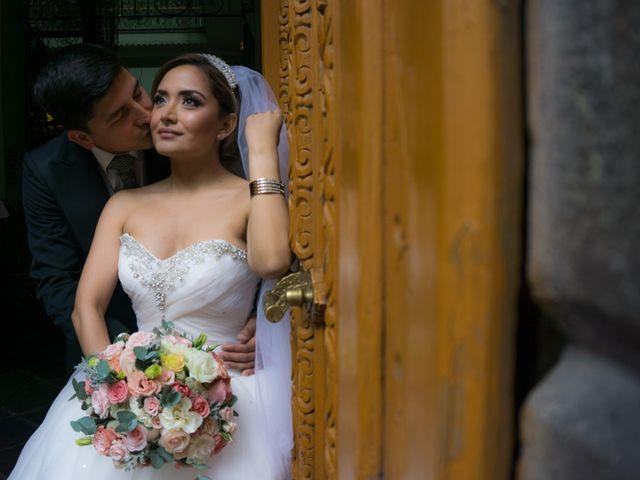 La boda de Gaby y Oscar