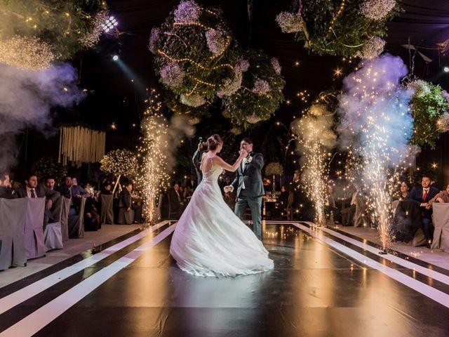 La boda de Stephani y David