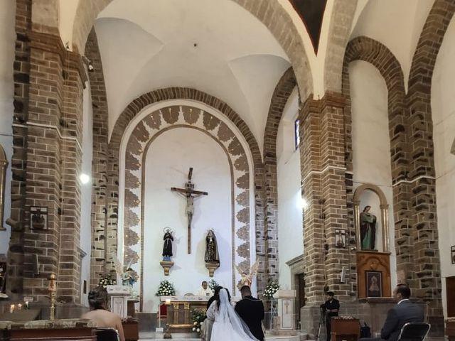 La boda de Isay y Daniela en Querétaro, Querétaro 3