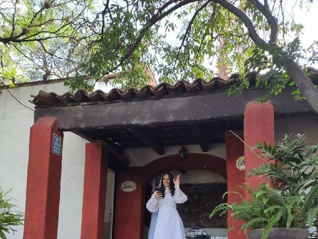 La boda de Isay y Daniela en Querétaro, Querétaro 4