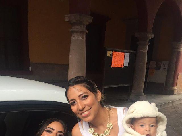 La boda de Isay y Daniela en Querétaro, Querétaro 10