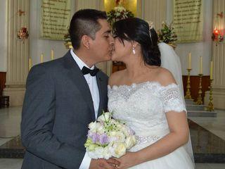 La boda de Mónica  y Olvard 2