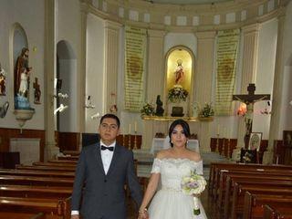 La boda de Mónica  y Olvard 3