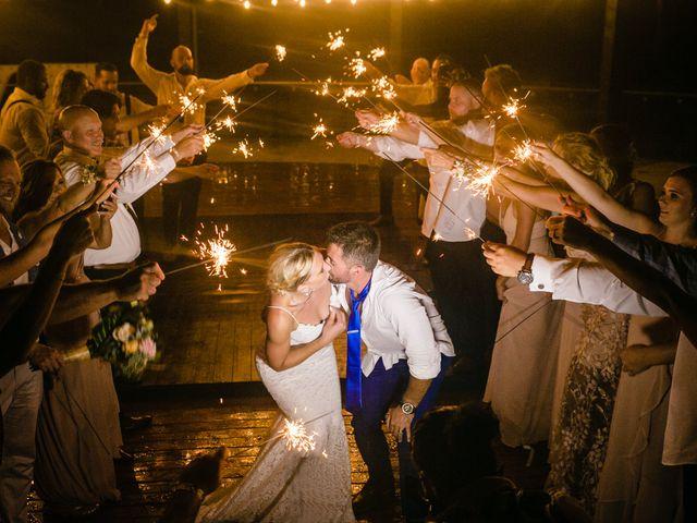 La boda de Cyndle y Mike