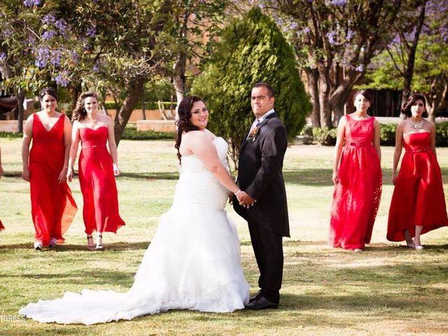 La boda de Maydeli  y Luis