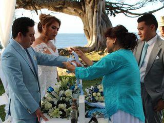 La boda de Dania  y Sebastián  2