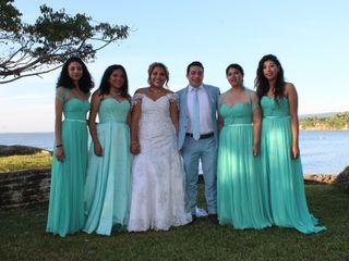 La boda de Dania  y Sebastián  3