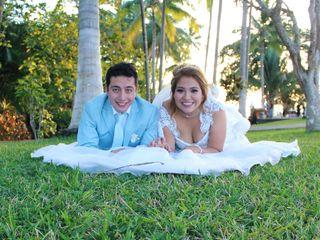 La boda de Dania  y Sebastián