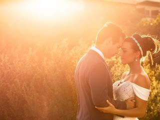La boda de Melanie y Arturo