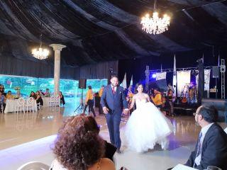 La boda de Gabriela y Carlos Javier