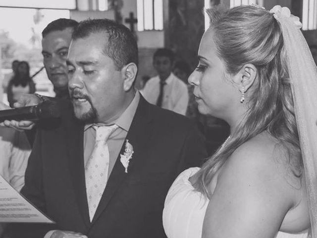 La boda de Gladys y Arturo