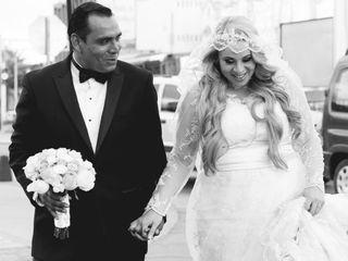 La boda de Dalia y Luis 1