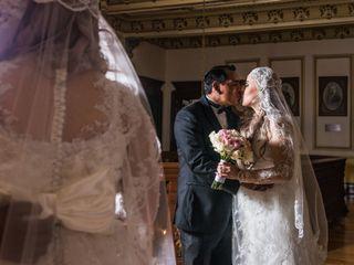 La boda de Dalia y Luis 2