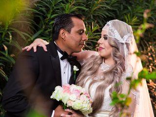 La boda de Dalia y Luis