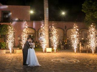 La boda de Juan Pablo  y Itzia  1